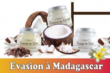 Evasion à Madagascar