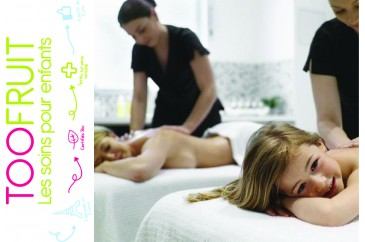 Massage du dos en DUO Toorelax