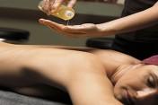 En Duo: Massage relaxant aux huiles Orientales
